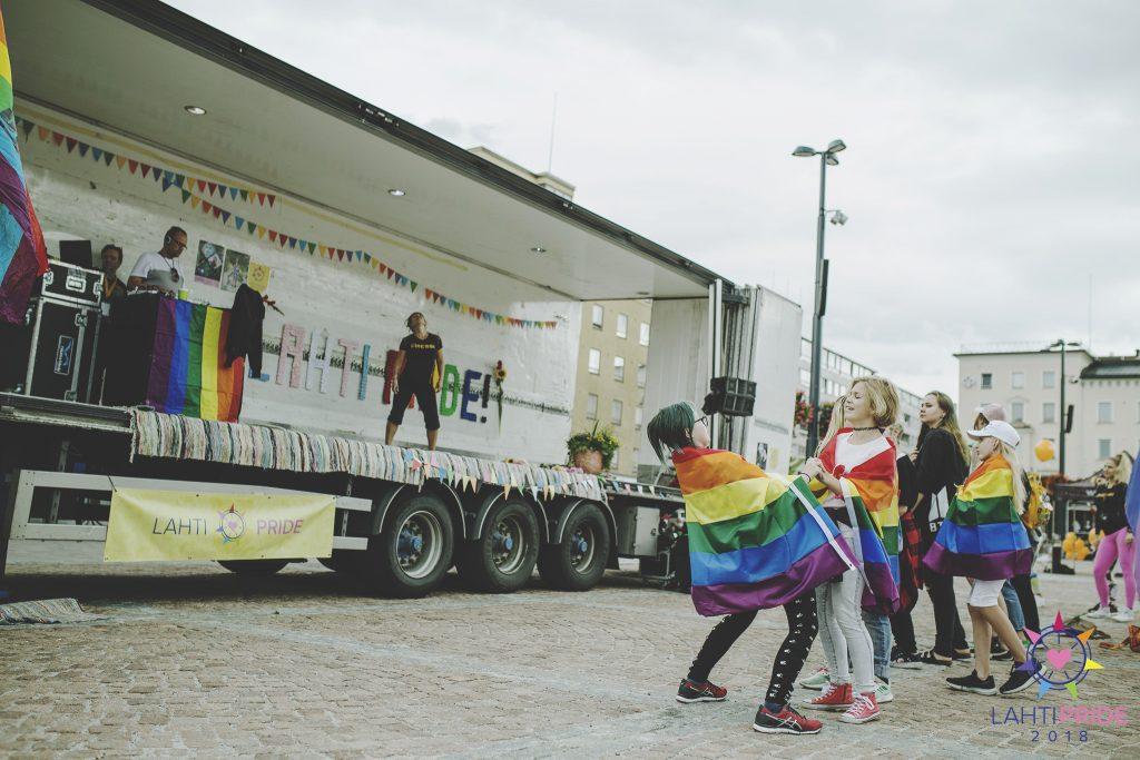 Lahti Pride 2019 Kuva: Heini Salo